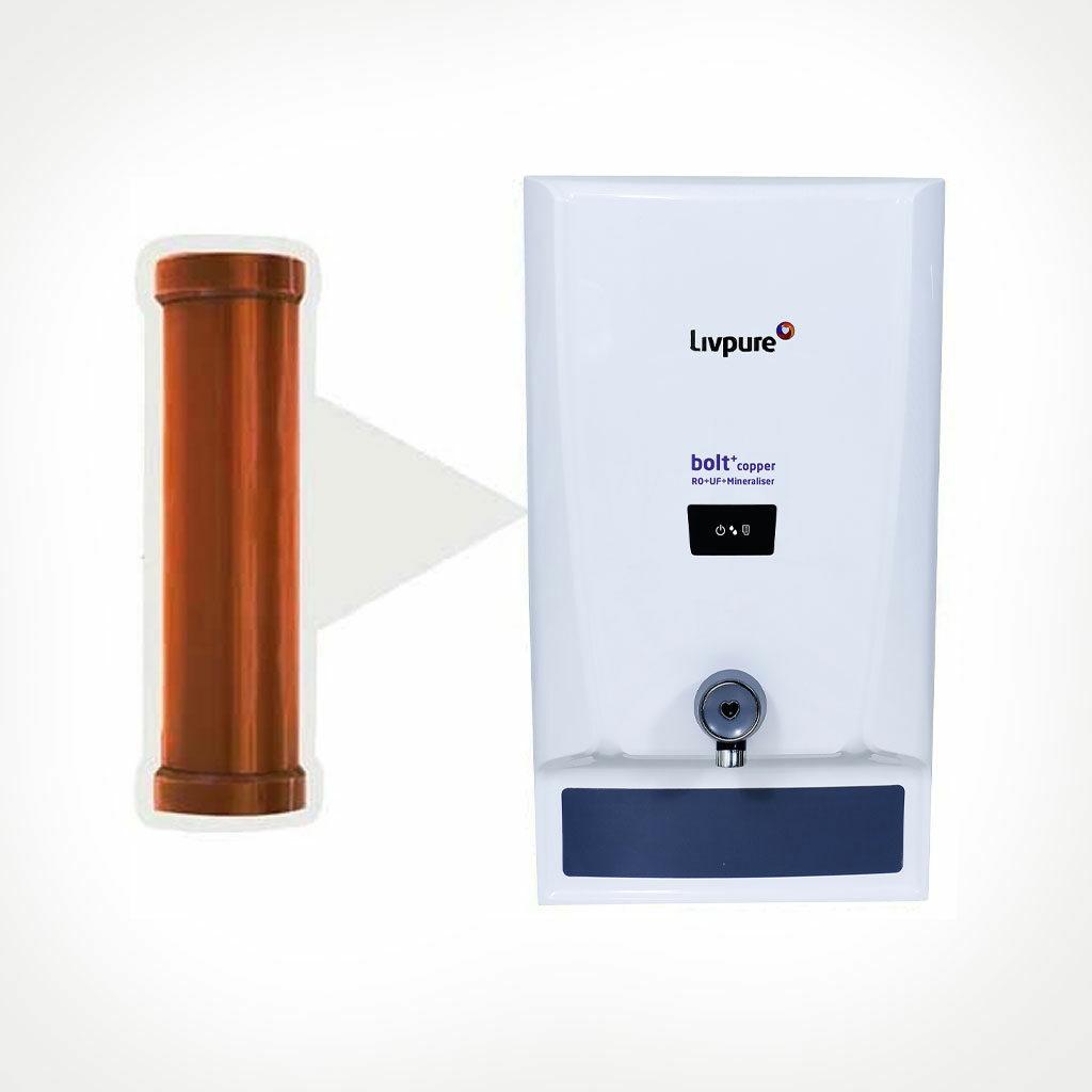 Bolt Coper Water Purifier